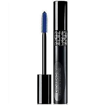 Christian Dior Diorshow Pumpe 'N' Volumen HD Mascara 255 blaue Pumpe 0,21 Unzen / 6g