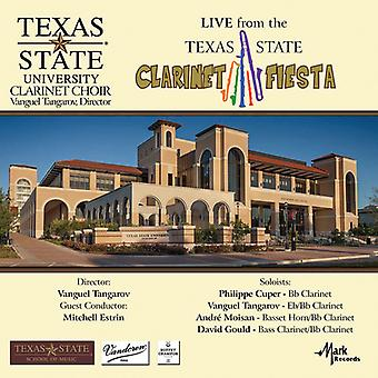 Texas State Clarinet Fiesta [CD] USA import