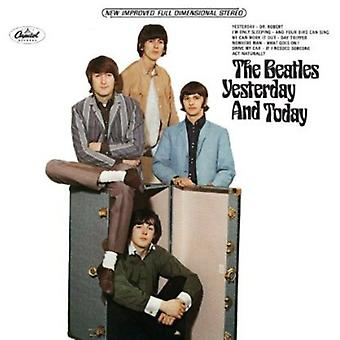 Beatles - Yesterday & Today (the U.S. Album) [CD] USA import