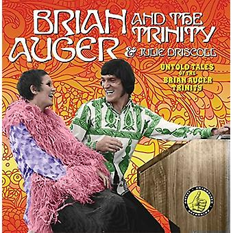 Augur*Brian & Trinity - Untold Tales of the Holy Trinity [CD] USA import