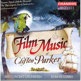 C. parker - importation USA le Film musique de Clifton Parker [CD]