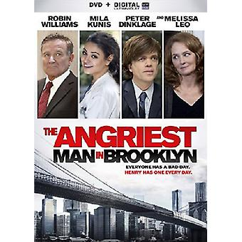 Angriest mand i Brooklyn [DVD] USA importerer