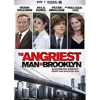 Hombre gruñón en Brooklyn [DVD] USA importar