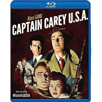 Captain Carey U.S.a. (1950) [BLU-RAY] USA import