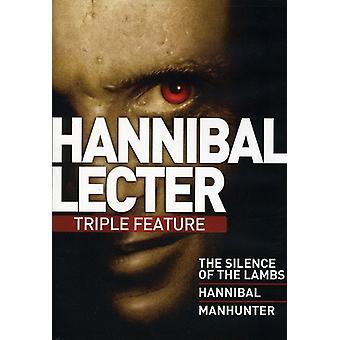 Hannibal Lecter [DVD] USA import