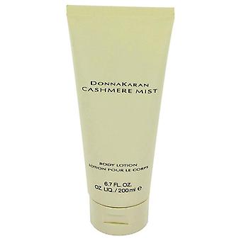 Cashmere Mist Body Lotion By Donna Karan 6.8 oz Body Lotion