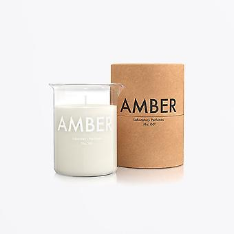 Laboratory Perfumes  - Scented Candle - Amber
