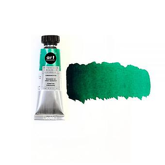 Art Philosophy Watercolor Tube Viridian Green