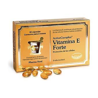 Activecomplex Vitamin E Forte 60 capsules