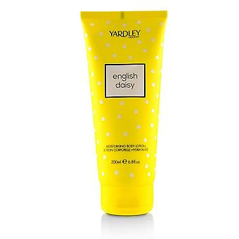 Yardley London Daisy Moisturising Body Lotion 200ml/6.8oz