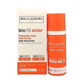 Bio 10 Solar Uva Plus Kuiva iho 50+ 50 ml kermaa