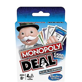 Monopoly Deal - Kartové hry