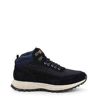 Docksteps vancouver synthetic suede men's sneakers