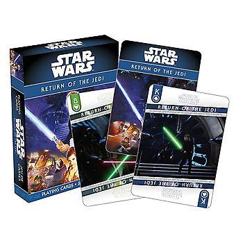 Star Wars Episode 6 Playing Cards