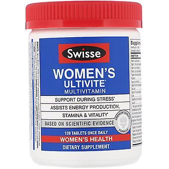 Swisse, Women's Ultivite Multivitamin, 120 Tablets