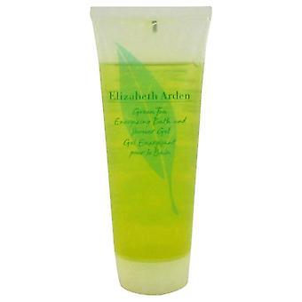 Green Tea Shower Gel By Elizabeth Arden 3.4 oz Shower Gel