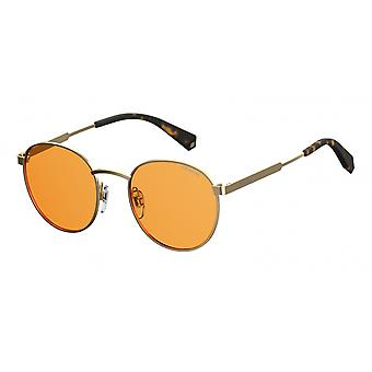Sunglasses Unisex 2053/SL7Q/HE gold/orange