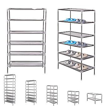 Dustproof Shoe Rack - Storage Organizer Cover Cabinet Shelf