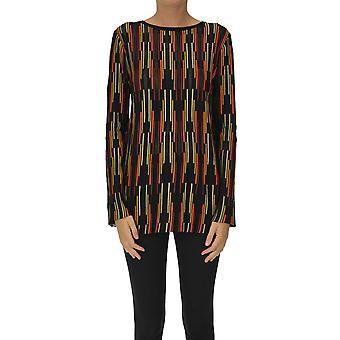 Missoni Ezgl113024 Women's Multicolor Cotton Blouse