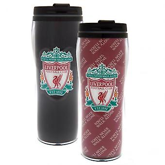 Liverpool Heat Changing Travel Mug
