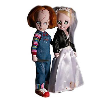 Living Dead Dolls Chucky & Tiffany 2-Pack