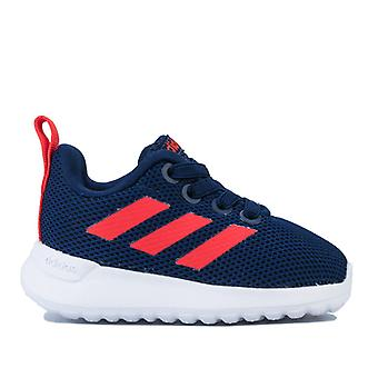 Boy's adidas Infant Racer CLN Trainers in Blue