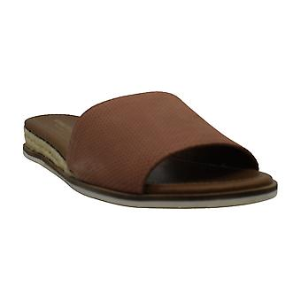 Kenneth Cole New York Womens Fiona Leather Open Toe Casual Espadrille Sandals