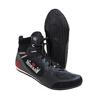 مورغان V2 التحمل برو الملاكمة الأحذية الحجم 8