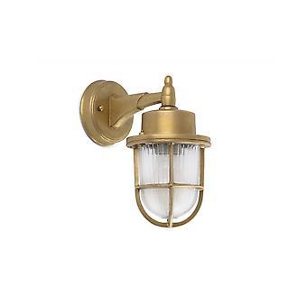 Nahir Brass Wall Lamp