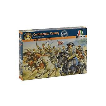 Italeri 1: 72510006011–Confederate Cavalry
