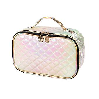 Homemiyn Diamond Makeup Bag Light Weight And Portable