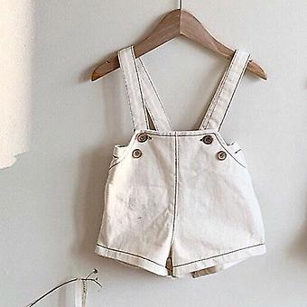 Kids Overalls Shirts Style, Denim Playsuit