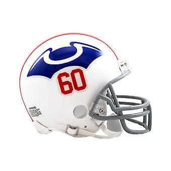 Riddell VSR4 Mini Football Helmet - New England Patriots 1960