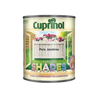 Cuprinol Garden Shades Pale Jasmine 1 Litre CUPGSJAS1L
