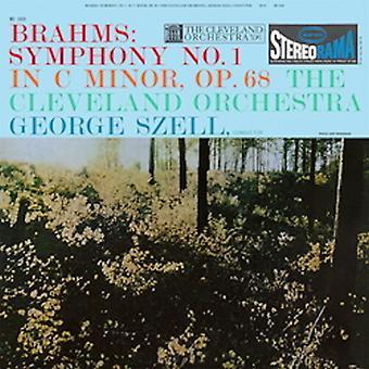 Symphony 1 In C Minor 68 [Vinyl] USA import
