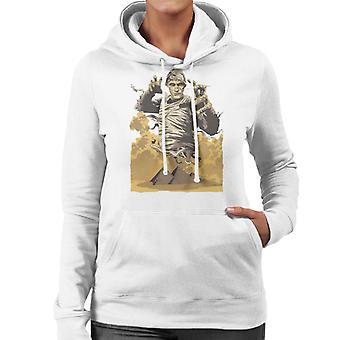 The Mummy Sandstorm Women's Hooded Sweatshirt