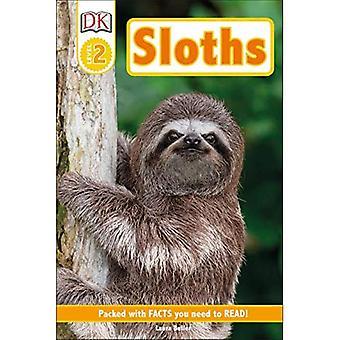 Sloths (DK Readers Level 2)