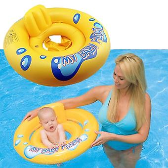 Piscine Float Ring Inflatable Baby Seat