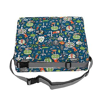 Portable Kids Chair Booster Seat Cushion With Belt