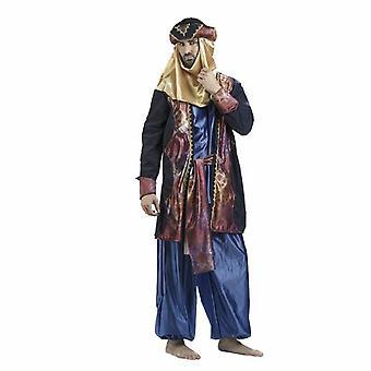 Tuareg Omar mens costume deserto arabo Sheikh costume mens Sheikh Sultan