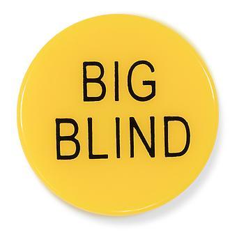 Большая слепая кнопка