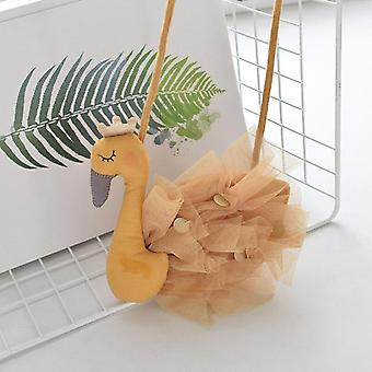 3d Swan Design Crossbody Bags