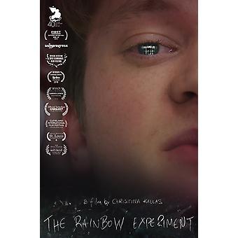 Rainbow Experiment [DVD] USA import