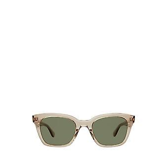 Garrett Leight GLCO X CLARE V. NOUVELLE SUN bière female sunglasses