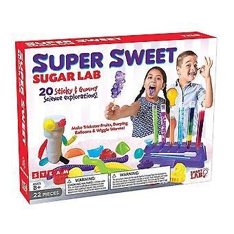 مختبر ذكي - سوبر معمل السكر الحلو