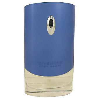 Givenchy blå etiket Eau De Toilette Spray (Tester) af Givenchy 1,7 oz Eau De Toilette Spray