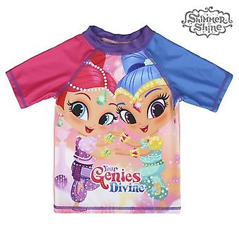 Bathing t-shirt shimmer and shine 73816