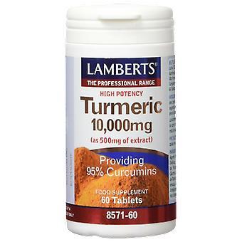 Lamberts Curmeric Quick Release 60 Capsules