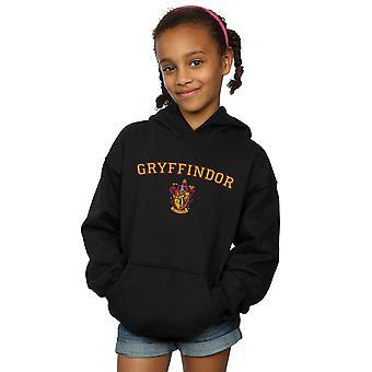 Harry Potter Tytöt Gryffindor Crest Huppari