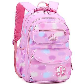 Girls' sacs d'école 8-13 ans élèves de l'école primaire 3-6 grade sac à dos campus de mode des jeunes